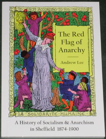 The Red Flag of Anarchy, by Andrew Lee